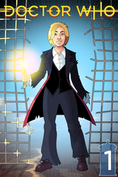 Doctor Who #1 - The Woman Who Fell to Earth by OwenOak95
