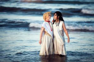 MAGI: You're my Everything by Galefic