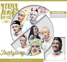 #085 Pack PNG | Taehyung | BTS by jellycxt