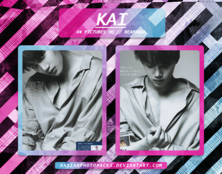Photopack 2886 // Kai (EXO). by xAsianPhotopacks