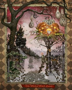 The Wicked Witch Estate by Steelgoddess