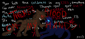 Tigerstar .:BLOOD ON MY HANDS:. by ITS-YOUR-BOI-GUZMA