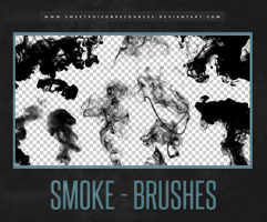 Smoke Brushes | Photoshop by sweetpoisonresources