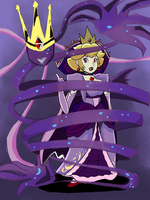 Paper Mario: TTYD - Shadow Queen by AlSanya