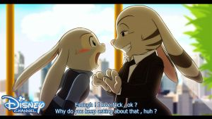Zootopia : Judy And Jack by doraemonbasil