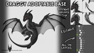 Base for Adoptables by Diterkha