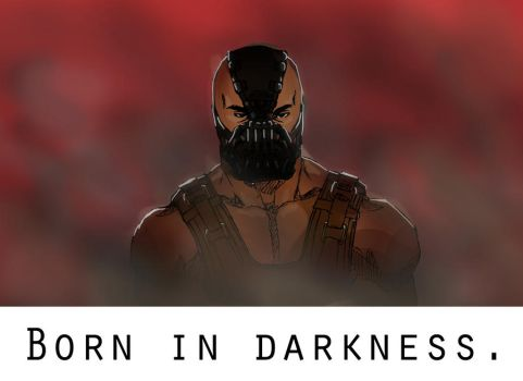 Born in darkness by C-WeaponX