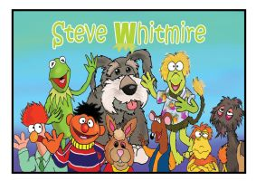 Steve Whitmire- muppeteer by raggyrabbit94