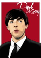 Paul McCartney by hooliguns