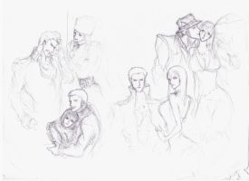 One Piece Lurve sketches 7 by Starscreamsweetie95