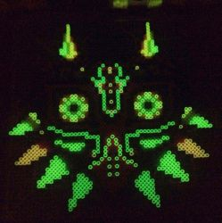 Majora's Mask Glowing 2 by xXXxNightShadexXXx