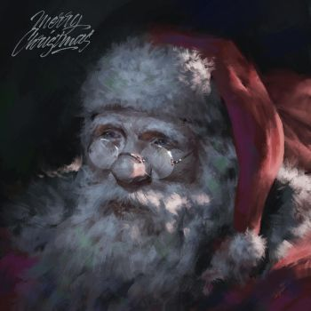 Old Santa Claus by BillCreative