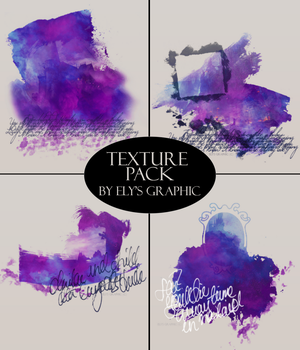 TEXTURE PACK #14 - ELY'S GRAPHIC by elysgraphic