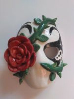 Masquerade of Roses by Pansetta