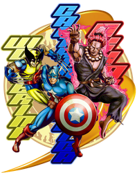 Josh's MVC3 Team by steevinlove