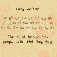 Lazy Writer by PinkWoods