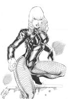 _BlackCanary by JardelCruz