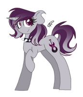 Crystalverse: Starshade Chord by ThePegasisterPony