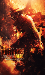 Portgas D. Ace by Aura-Blade4