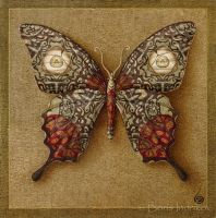 Symbol-Butterfly 24 by INDRIKoff