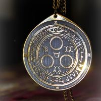 Halo of the Sun Silent Hill symbol pendant amulet by TimforShade