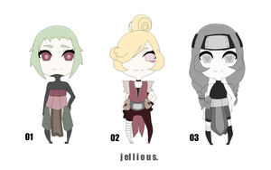 [OPEN] Adopts 2/3 by ciellyproductions