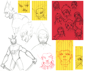 Sketchdump January 12 2010 by CaseyPalmer