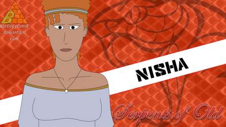 Serpents of Old Cast - Nisha by BattlePyramid