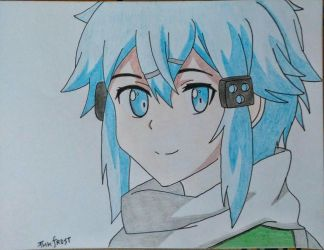 Sinon by phkfrost
