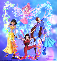 A New Group is Born: Beyond Dimensions by Feeleam