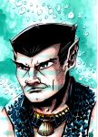 Namor Lord of the Oceans by Barnlord
