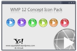 WMP 12 Concept Icon Pack by XPYahhh