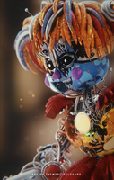 Scrab Baby | Blender Cycles by TheMercifulGuard