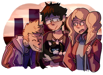 The First 4 by ArcherDetective