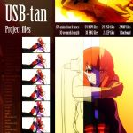 USB-tan: Project Files by Mikeinel
