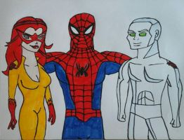 Spider-Man's Amazing Friends by JQroxks21