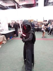 Dublin Comic Con 1-Nothing will stand in our way. by incoming-101