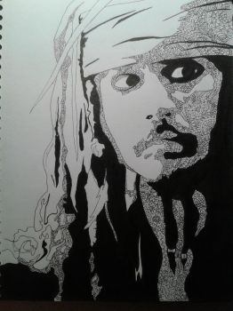 Jack Sparrow by Thumind2