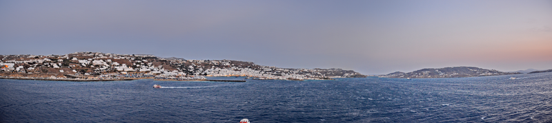 Mykonos Panorama by travelie