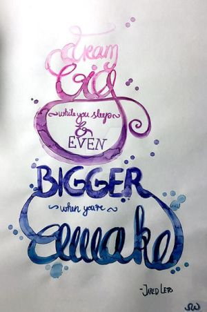 HAND-LETTERING  by SUSI-the-FUZZYHEAD