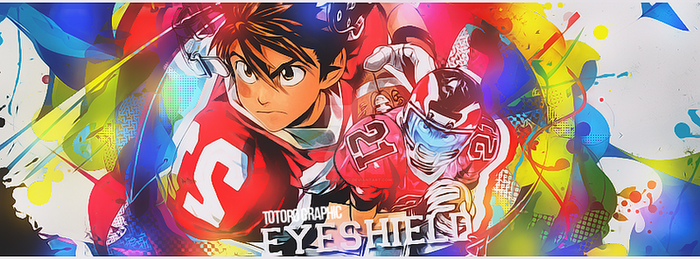 Facebook Cover- Eyeshield 21 by TotoroGraphic