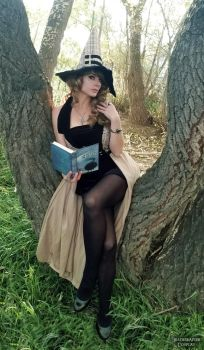 Climb Into A Tree With A Good Book by HeatherAfterCosplay
