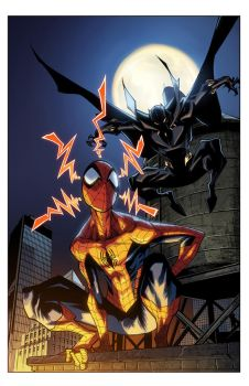 Cover: Spidey 07 by E-Mann