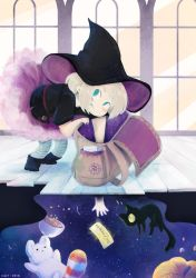 Little Witch by caly-graphie