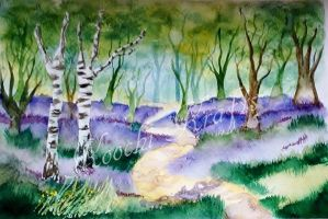 Blue Bell Forest by SophieXSmith