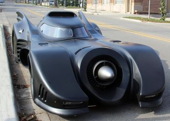 Batmobile 1 by photorip