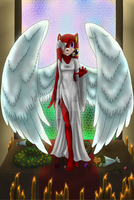 Angel's grace by Adela555