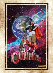 Quailman in Space by phoenixfirestorm