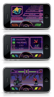 Turntable Fighter Mockup by BrianDanielWolf