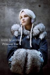 Princess Yue by qcamera